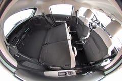 Car trunk inside Stock Image