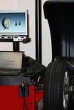 Car tuning. Detail of the digital car tuning royalty free stock photos