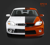 Car tuning Stock Photography