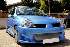 Car tuning exhibition Royalty Free Stock Images