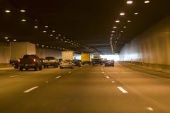 Car Tunnel royalty free stock photos