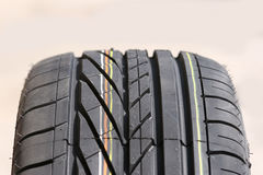 Car tyre Royalty Free Stock Photo