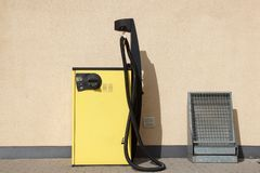 Car vacuume cleaner Royalty Free Stock Photos