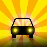 car vector Στοκ φωτογραφία με δικαίωμα ελεύθερης χρήσης