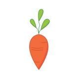 Car vector icon set. Carrots Stock Photo