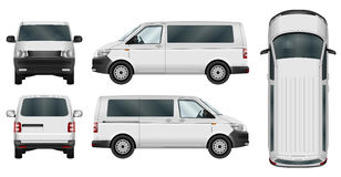 Car vector template Royalty Free Stock Image