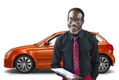 Car Vehicle Hatchback Transportation 3D Illustration Concept Royalty Free Stock Image