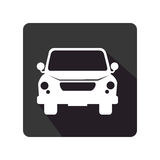 Car vehicle isolated icon Royalty Free Stock Photography