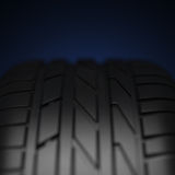 Car vehicle tire Royalty Free Stock Images
