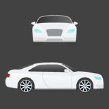Car vehicle transport type design travel race model sign technology style and generic automobile contemporary kid toy Stock Image