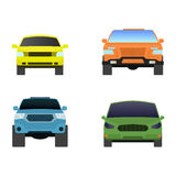 Car vehicle transport type design travel race model sign technology style and generic automobile contemporary kid toy Stock Images