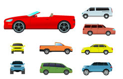 Car vehicle transport type design travel race model sign technology style and generic automobile contemporary kid toy Stock Photography