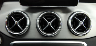 Car vent royalty free stock images