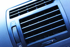 Car Ventilation Detail Royalty Free Stock Images