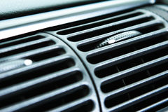 Car Ventilation Holes Stock Photo