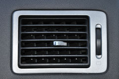 Car ventilation system Stock Photo