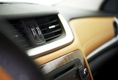 Car Vents Royalty Free Stock Photography