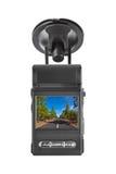 Car video recorder Stock Photos