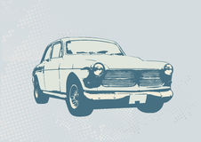 car vintage Στοκ Εικόνα