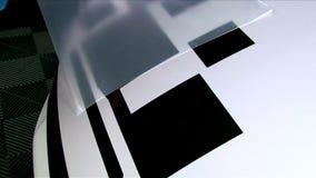 Auto Custom Tuning Car Vinyl Wrap 03 stock video