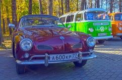Car Volkswagen  Karmann-Ghia Typ 14 Royalty Free Stock Image