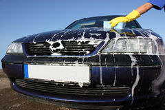 Free Car Wash Stock Photography - 11054872