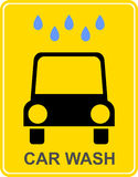 Car wash stock illustration