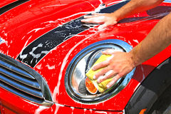 Free Car Wash Stock Image - 14494661