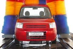 Car-wash Royalty Free Stock Photo