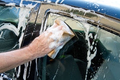 Car wash Royalty Free Stock Photography