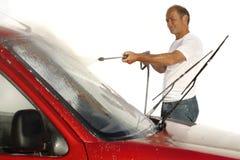 Car wash Royalty Free Stock Photo