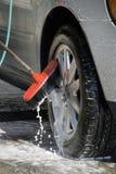 car wash Στοκ Εικόνες