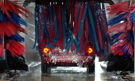 Free Car Wash Royalty Free Stock Images - 584329