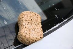 car wash Στοκ Φωτογραφίες