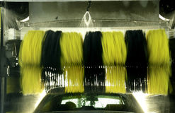 Car wash Stock Image