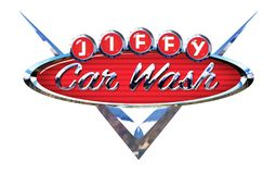 Car Wash Chrome Logo. Car wash chrome car logo retro style with V8 design of the 1950`s and 1960`s stock illustration