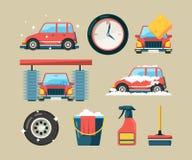 Cartoon Car Wash Stock Illustrations 901 Cartoon Car Wash Stock