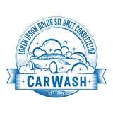 Car Wash logo. Vector and illustration. vector illustration