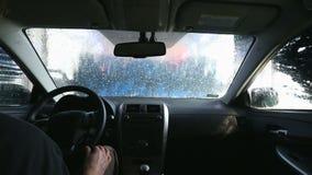 Car Wash stock video
