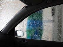 In The Car Wash Stock Photos