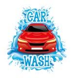 Car wash Royalty Free Stock Photos