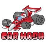 car wash symbol Royalty Free Stock Photos