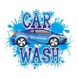Car wash. Stock Photos