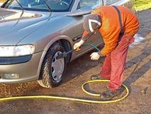 Car washing brush 3 Stock Images