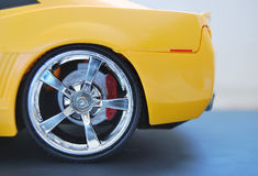 Car wheel Stock Photography