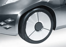 Car wheel Royalty Free Stock Photo