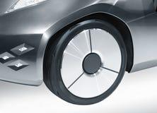 Car wheel. Close-up of car wheel Royalty Free Stock Photo