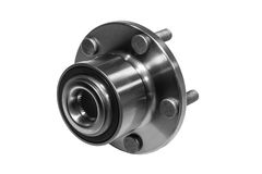 Car wheel bearing Stock Photos