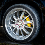Car wheel Stock Photos