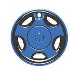 Car wheel covers Royalty Free Stock Photo